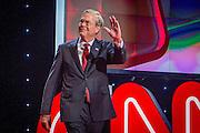 Presidential hopeful Jeb Bush (R-Fl)  before the CNN Republican Presidential Debate at the Venetian Hotel and Casino in Las Vegas.