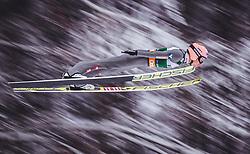 03.02.2019, Heini Klopfer Skiflugschanze, Oberstdorf, GER, FIS Weltcup Skiflug, Oberstdorf, im Bild Stefan Kraft (AUT) // Stefan Kraft of Austria during his Jump of FIS Ski Jumping World Cup at the Heini Klopfer Skiflugschanze in Oberstdorf, Germany on 2019/02/03. EXPA Pictures © 2019, PhotoCredit: EXPA/ JFK