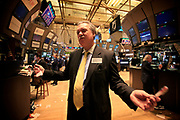 NYSE Floor Specialist Alan Valdes is Chairman of U. S. Huade International LLC