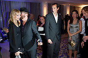 Anoushka Fisz; Dave Stewart, Piccadilly theatre's Ghost The Musical Opening night party. Corinthia Hotel. Whitehall Place. London. 19 July 2011. <br /> <br />  , -DO NOT ARCHIVE-© Copyright Photograph by Dafydd Jones. 248 Clapham Rd. London SW9 0PZ. Tel 0207 820 0771. www.dafjones.com.