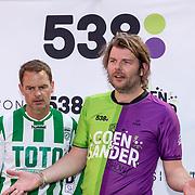 NLD/Amsterdam/20180503- Coen en Sander Live vanuit Johan Cruijff Arena, Frank de Boer, ........, Sander Lantinga