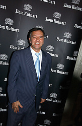 Chef RAYMOND BLANC at a party hosted by Ruinart Champagne at Claridges, Brook Street, London on 18th October 2006.<br /><br />NON EXCLUSIVE - WORLD RIGHTS