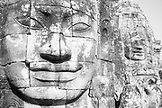 The thousand faces of Angkor Thom - Cambodia