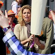NLD/Thorn/20110430 - Koninginnedag 2011 in Thorn, Maxima