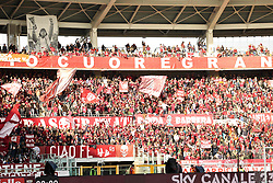 November 19, 2017 - Turin, Piedmont, Italy - Fans of Torino FC during the Serie A football match between Torino FC and AC Chievo Verona at Olympic Grande Torino Stadium on 19 November, 2017 in Turin, Italy. (Credit Image: © Massimiliano Ferraro/NurPhoto via ZUMA Press)