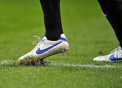 15-09-2011 VOETBAL: EUROPA LEAGUE PSV - LEGIA WARSZAWA: EINDHOVEN<br /> soccer shoes, voetbal schoenen voetbal item, graspol<br /> UEFA 2011 - 2012<br /> &copy;2011-FotoHoogendoorn.nl