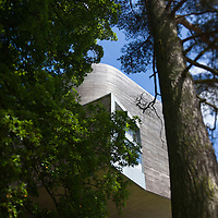 FREE IMAGE-NO REPRO FEE. Glucksman Gallery, University College Cork. Photo by Tomas Tyner, UCC.