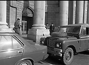 Eddie Gallagher Case at High Court 06/03/1978
