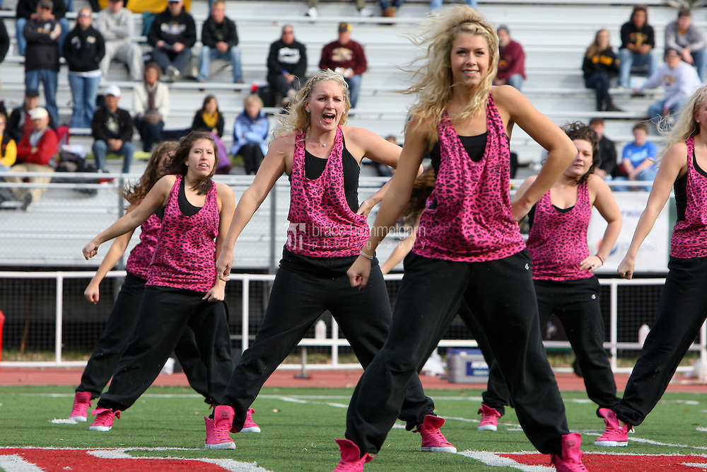 CSB Dance Team. Credit: Brace Hemmelgarn-Saint John's University