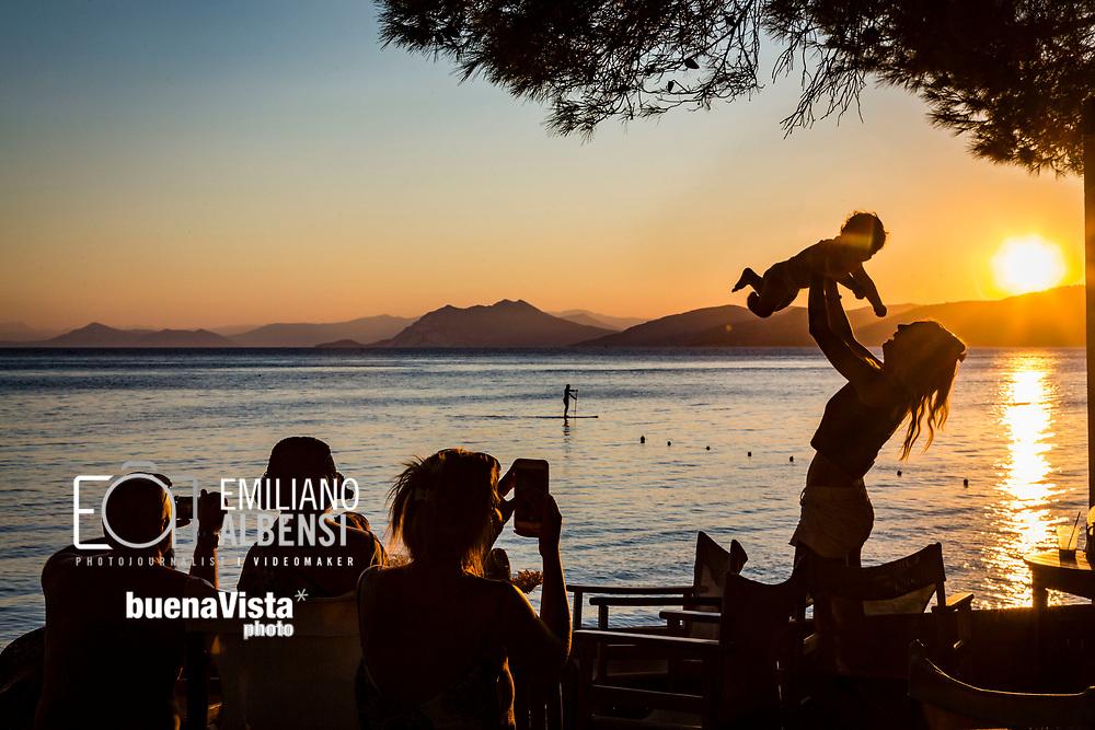 Emiliano Albensi<br /> Settembre 2017<br /> Il tramonto a Banana beach<br /> <br /> Emiliano Albensi<br /> September 2017<br /> Sunset in Banana beach
