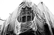 Spain Barcellona - A building in downtown Barcellona..Ph. Roberto Salomone