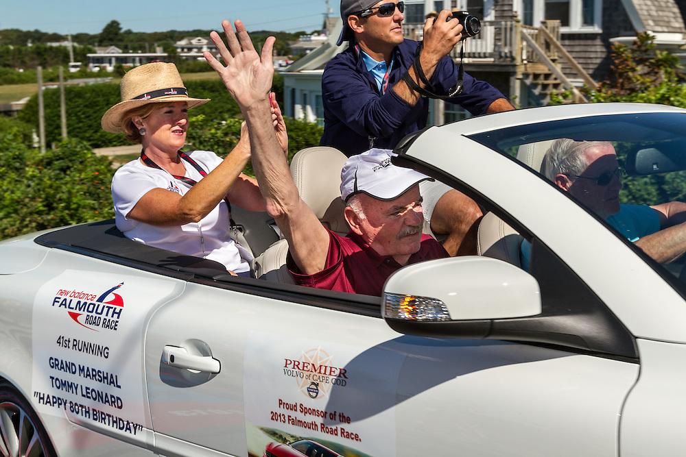 41st Falmouth Road Race: Tommy Leonard
