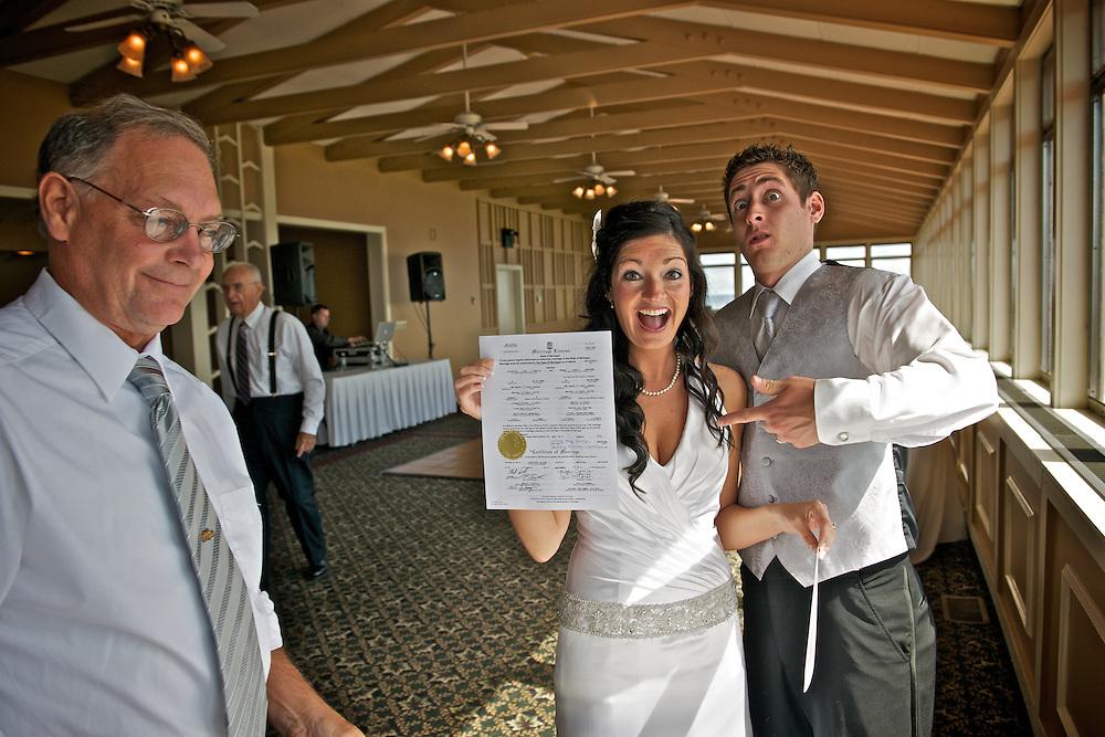Megan & Nick's Wedding on Mackinac Island, MI