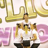1134_BLACK ICE  - Senior  Level 3 Stunt Group