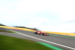 22.08.2014, Circuit de Spa, Francorchamps, BEL, FIA, Formel 1, Grand Prix von Belgien, Training, im Bild Kimi Raeikkoenen (Scuderia Ferrari)// during the Practice of Belgian Formula One Grand Prix at the Circuit de Spa in Francorchamps, Belgium on 2014/08/22. EXPA Pictures © 2014, PhotoCredit: EXPA/ Eibner-Pressefoto/ Bermel<br /> <br /> *****ATTENTION - OUT of GER*****