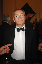 LORD ARCHER at a party to celebrate the publication of Sandra Howard's book 'Ursula's Stor' held at The British Academy, 10 Carlton House Terace, London on 4th September 2007.<br />