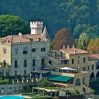 Giardini di Villa Cimbrone  Ravello