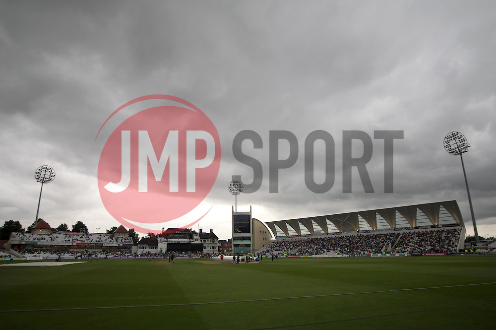 General view of Trent Bridge - Mandatory by-line: Jack Phillips/JMP - 29/07/2016 - CRICKET - Trent Bridge - Nottingham, United Kingdom - Nottingham Outlaws v Leicester Foxes - Natwest T20 Blast