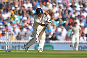 Joe Denly of England batting during the 5th International Test Match 2019 match between England and Australia at the Oval, London, United Kingdom on 14 September 2019.