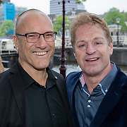 NLD/Amsterdam/20190520 - inloop Best of Broadway, Tony Neef en partner Benny Mizrahi