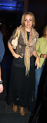 BAY GARNETT at the launch party for 'The London Look - Fashion From Street to Catwalk' held at the Museum of London, London Wall, Londom EC2 on 28th October 2004<br />