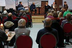 Am 23. Januar 2016 lud die Bürgerinitiative Lüchow-Dannenberg zu einem Seminartag über die Fehler im Verfahren um das geplante Atommüll-Endlager in Gorleben ein.<br /> <br /> Ort: Lüchow<br /> Copyright: Andreas Conradt<br /> Quelle: PubliXviewinG