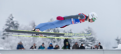 31.12.2014, Olympiaschanze, Garmisch Partenkirchen, GER, FIS Ski Sprung Weltcup, 63. Vierschanzentournee, Qualifikation, im Bild Klemens Muranka (POL) // during qualification Jump of 63rd Four Hills Tournament of FIS Ski Jumping World Cup at the Olympiaschanze, Garmisch Partenkirchen, Germany on 2014/12/31. EXPA Pictures © 2014, PhotoCredit: EXPA/ JFK