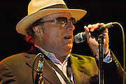 Van Morrison performing at the Austin City Limits Music Festival, September 15 2006.