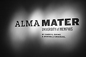 Alma Mater: University of Memphis by Dhanraj Emanuel and Sheryl Oring