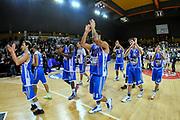 Team Banco di Sardegna Dinamo Sassari<br /> Orleans Loiret - Banco di Sardegna Dinamo Sassari<br /> Eurocup 2012-2013<br /> Orleans, 14/11/2012<br /> Foto L.Canu / Ciamillo-Castoria