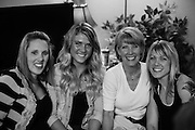 My daughter-in-law Cheri Pratt with her mother and sisters.
