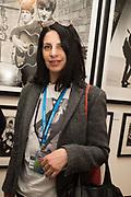 CARLA BOREL, Opening of Photo London, 2018. Somerset House. London. 16 May 2018