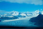 The Cordellera Darwin, Videla Glacier, Tierra Del Fuego, Chile<br />