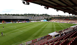 Exeter City's St James Park stadium ahead of the Sky Bet League Two season - Mandatory by-line: Robbie Stephenson/JMP - 16/07/2016 - FOOTBALL - St James Park - Exeter, England - Exeter City v Bristol Rovers - Pre-season friendly