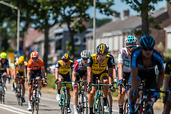 Thomas Leezer of LottoNL - Jumbo at 2018 National Road Race Championships Netherlands for Men Elite, Hoogerheide, The Netherlands, 1 July 2018. Photo by Pim Nijland / PelotonPhotos.com | All photos usage must carry mandatory copyright credit (Peloton Photos | Pim Nijland)