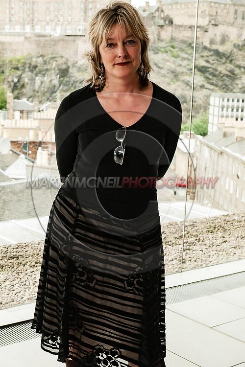 "EDINBURGH, UNITED KINDGOM, JUNE 27, 2008: Director Suzie Halewood attends a photocall for ""Bigga than Ben"" inside The Point Conference Center in Edinburgh Scotland"