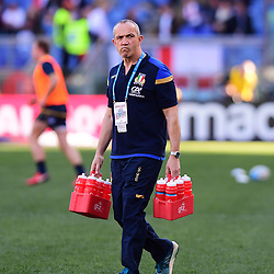 Italy director of rugby Conor O'Shea