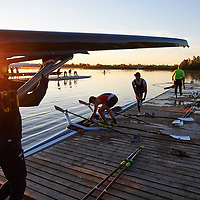 Hanlan Boat Club time trial June 15, 2016