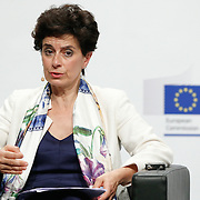 20160616 - Brussels , Belgium - 2016 June 16th - European Development Days - Education in emergencies - Carla Montesi - Director for West and Central Africa, European Commission, DG for International Cooperation and Development © European Union