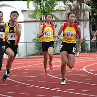 A Division Girls 4x100m Relay