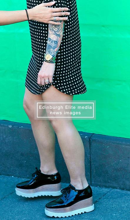 Edinburgh International Film Festival, Thursday, 28th June 2018<br /> <br /> PATRICK (SPECIAL SCREENING)<br /> <br /> Pictured:  Composer and singer Amy Macdonald <br /> <br /> (c) Alex Todd | Edinburgh Elite media