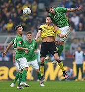 Fussball Bundesliga 2011/12: Borussia Dortmund - SV Werder Bremen