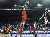May 1, 2018-Volleyball-NCAA Championships-UC Irvine vs Ohio State
