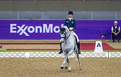 MINDERHOUD Hans Peter (NED), Glock's Zanardi<br /> Doha - CHI Al SHAQAB 2020<br /> FEI Grand Prix Freestyle<br /> 29. Februar 2020<br /> © www.sportfotos-lafrentz.de/Stefan Lafrentz