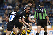 Wycombe, GREAT BRITAIN,  Wasps John HART,  during the Guinness Premiership match, London Wasps vs NEC Harlequins, at Adams Park,  Wycombe, ENGLAND, 17/09/2006. [Photo, Peter Spurrier/Intersport-images].