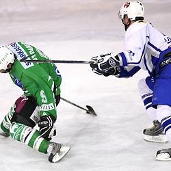 20090311: Ice Hockey - Tilia Olimpija vs Medvescak Zagreb
