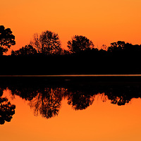 Sunrise Reflections, Little Blackwater River, Blackwater National Wildlife Refuge, Cambridge, MD