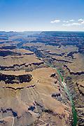 Helicopter tour, Grand Canyon, Arizona, USA<br />