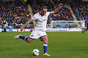 Oldham Athletic midfielder Lee Croft (11) during the EFL Sky Bet League 1 match between Gillingham and Oldham Athletic at the MEMS Priestfield Stadium, Gillingham, England on 8 October 2016. Photo by Martin Cole.