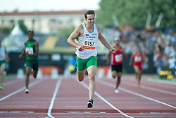 O'HANLON Evan, AUS, 400m, T38, 2013 IPC Athletics World Championships, Lyon, France